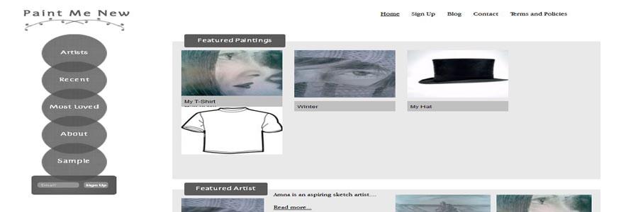 paintmenew network main website
